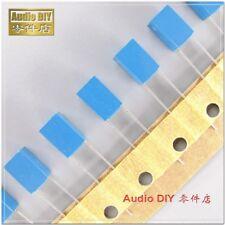 5pcs AV P12 100pF/63V 1% high precision tin foil polypropylene film capacitor