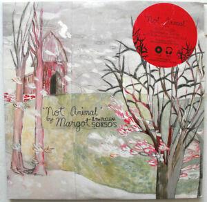 MARGOT & THE NUCLEAR SO & SOS - NOT ANIMAL - LP VINYL *NEAR MINT* EPIC RECORDS
