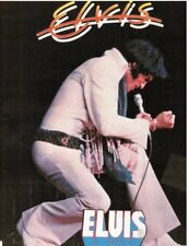 "Elvis Presley: #3 covers (11x17"" created for my fanzine ELVIS #3 MAKING OF TTWII"