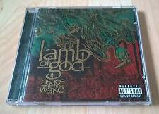 LAMB OF GOD - ASHES OF THE WAKE - CD (EX. cond.)