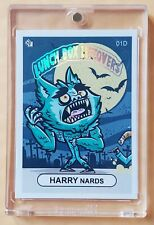 2018 SSFC HARRY NARDS Super Chase Card Sticker (Hot Foil Header) (#1D) VERY RARE