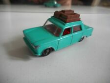 Matchbox Lesney FIat 1500 in Green/Brown
