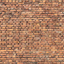 @ 5 Sheets Embossed Bumpy Brick stone wall 21x29cm Scale 1/87 Ho Code y7g44!