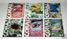 Coral Magazine, Pick and choose any 6 Issues