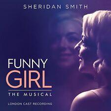 FUNNY GIRL: THE MUSICAL SHERIDAN SMITH & LONDON CAST RECORDING CD ALBUM (2016)