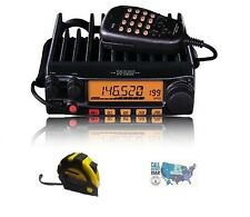 Yaesu FT-2900R VHF 75W Mobile Radio with FREE Radiowavz Antenna Tape!