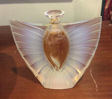 Lalique Parfum Perfume Bottle Slyphide Rare Factice 2000 Limited Edition Flacon