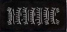 Revenge - Logo Patch Angelcorpse Slayer Black Death Metal Sacrificio Archgoat
