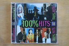 100% Hits 18 - Chris Isaak, KD Lang, Queen      (Box C289)