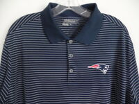 Nike Golf Dry Fit New England Patriots Polo Men's XL Short Sleeve