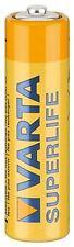 Varta 4x Varta Superlife R6/AA Batteries Zinc chloride battery 1.5V 42335
