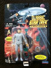 CLASSIC STAR TREK MOVIE SERIES COMMANDER SPOCK 1995 PLAYMATES Leonard Nimoy 6452