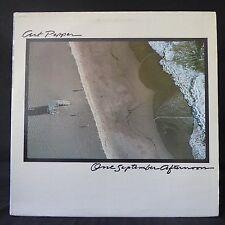 ART PEPPER One September Afternoon GALAXY US Press LP JAZZ BOP EX