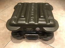 US Military ITT F4949D Night Vision Goggles Hard Case Thermodyne ShokStop 103123