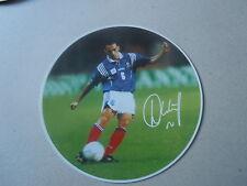 1998 - Carte Foot Equipe de France - Youri Djorkaeff - 01