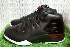 Nike Jordan 17 Black Red Retro White 1 3 4 5 6 7 11 ovo db don 832816 001 MEN 15