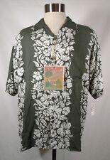 Pineapple Connection Aloha/Hawaiian Shirt Brand New with Tags Floral