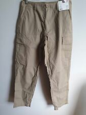 Uniqlo Regular Fit Cargo Trousers Beige - W31
