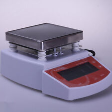 Digital hot plate magnetic stirrer mixer MS-400 MS-400S x1
