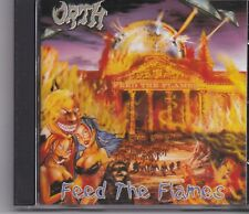Orth-Feed The Flames cd album