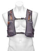 Nathan Vaporkrar Hydration Pack Running Vest, Includes two 12oz Flasks with...