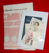 Candy Smoothie BJD doll pattern kit Yo SD fabric  instructions Dress NEW Pink