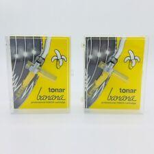Pair of Tonar Banana Concorde DJ Cartridge & Stylus made by Ortofon