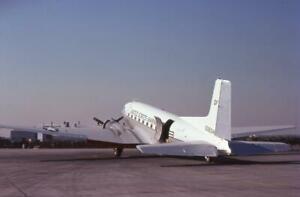 35mm Aircraft Slide USM 50834 'QF' Douglas C-117D Skytrooper 1975 El Toro