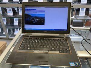 """pc portable Dell latitude E6420 I5 2.5ghz 4Go 250Go 14"""" W17 Wifi  HS"""