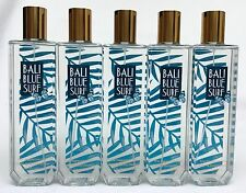 5 Bath Body Works BALI BLUE SURF Fine Fragrance Mist Spray