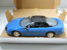 Amt/Ertl - Promo -1/25 scale-1994 Camaro Z-28 -Med. Quasar Blue Metallic - #8960