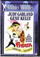 Vincente Minnelli: EL PIRATA con Gene Kelly. España tarifa plana envíos DVD, 5 €