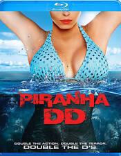 Piranha 3DD (Blu-ray Disc, 2012, 3-Disc Set) + DIGITAL COPY BRAND NEW