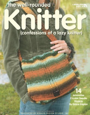 Kooler Design Studio-Well-Rounded Knitter, The  BOOK NUOVO