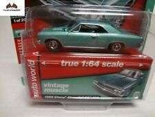 Auto World 1966 Chevy Chevelle SS 396 Limited Edition Hobby 1 of 2016 - 18S