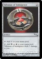 TALISMAN OF INDULGENCE Mirrodin MTG Artifact Unc