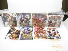 Street Fighter 4 Ⅳ Súper Arcade Edición Tekken PLAYSTATION 3 PS3 Japón NTSC-J