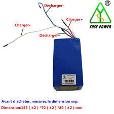 E-Bike Batterie Vélo Electrique 24V10.4Ah 269Wh Batterie Lithium Ion Pack