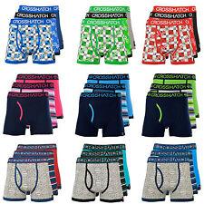 Crosshatch Men's Underwear Set Boxer Trunks