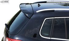 RDX techo alerón VW Tiguan alerón trasero de techo alas alerón techo aristas alerón