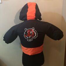 NFL BENGALS Coat Jacket Boy Girl 18 Months Cincinnati Football