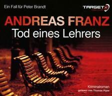 Franz, A: Tod eines Lehrers/6 CDs von Andreas Franz (2011)