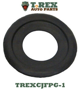 """1945-1971 Jeep CJ """"Under the Seat"""" fuel filler pipe grommet"""