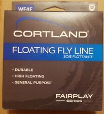 Cortland 84' Fairplay Series WF4F Durable High Floating Fly Line #326040