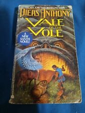 Xanth Ser.: Vale of the Vole by Piers Anthony (1987, Mass Market)