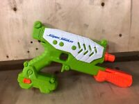 Nerf Supersoaker Supersoaker Shotwave Shot Wave Waterpistol Water Pistol Green