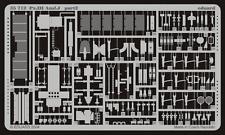 PE piezas para Pz. III Ausf. J (1/35) para Dragon/Revell, Eduard 35712