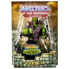 2013 MATTY COLLECTOR MOTU MASTERS OF THE UNIVERSE KARATTI FIGURE!!