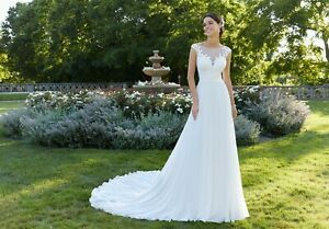 Mori Lee 5808 Size 24 GENUINE Wedding Dress 2020 collection Ivory New With tags