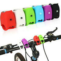 120 db Fahrradklingel Elektronisch Glocke Rennrad Links Hupe Alarm Wasserfest